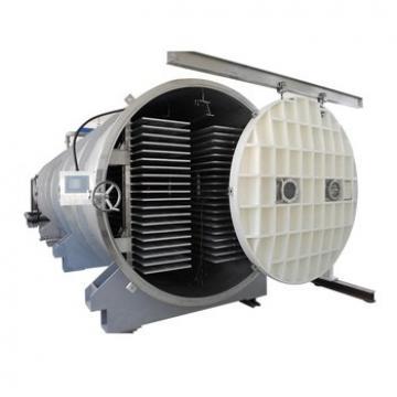 Yzg/ Fzg Model Food Industrial Low Temperature Vacuum Tray Dryer