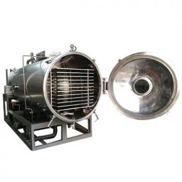Industrial Double Conical Revolving Vacuum Dryer