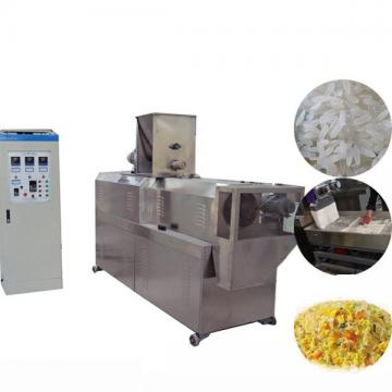 Reconstituted Fortified Rice Extruder Nutritional Artificial Rice Making Machine