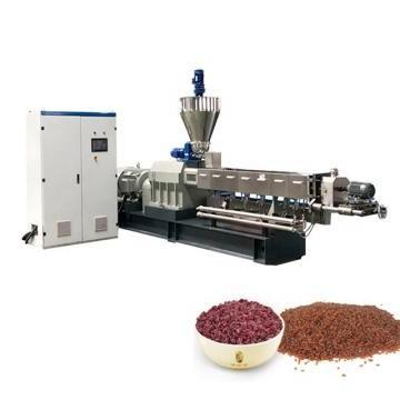 Crisp Taste Artificial Rice Extruder Making Machine