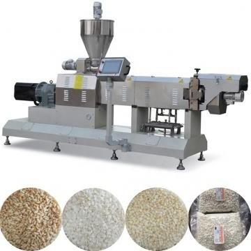 China Man Made Rice Machine Artificial Rice Nutritional Rice Fortified Rice Extruding Machine
