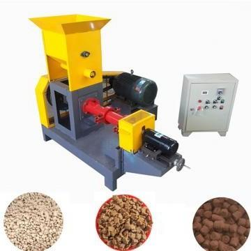 1-3ton/H Stainless Steel Pet Dog Food Fish Poultry Feed Pellet Making Machine