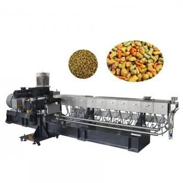 Pet Cat Dog Food Animal Feed Extruder Pellet Making Machine