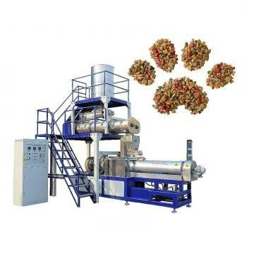 Stainless Steel Dry Dog Food Pellet Making Machine Dry Pet Dog Food Extruder