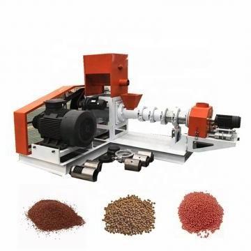 Automatic Pet Dog Food Pellet Making Machine Floating Fish Feed Pellet Machine