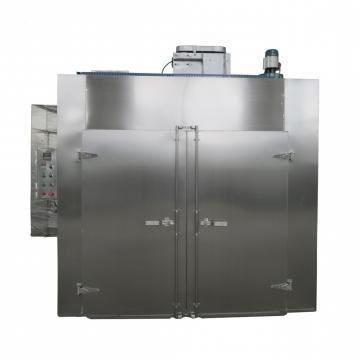 Continuous Food Hot Air Dryer Tunnel Drying Machine