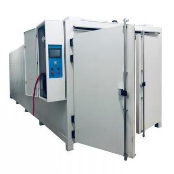 Ce Certificated Professional 500-600kgs/H Hot Air Dryer Machine