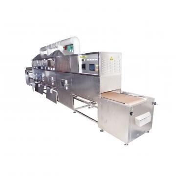 Tunnel Microwave Vacuum Industrial Dryer Tea Leaf Drying Machine for Dryed Herbs