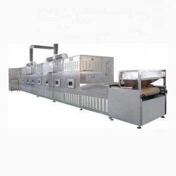 Stainless Steel Microwave Tunnel Dryer / Food Dryer Machine