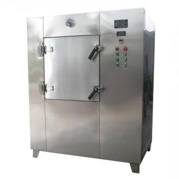 Low Temperature Vacuum Microwave Herb Drying Machinery