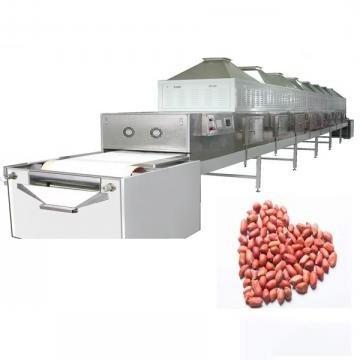 Sliced Fruit Moringa Leaves Microwave Vacuum Dryer Drying Machine