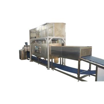 Hot Air Seafood Seaweed Dried Fish Thawing Drying Machine