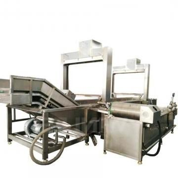 915MHz Microwave Food Thawing Machine for Meat Products PLC Contol System
