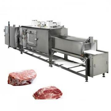 Ce Approved Chicken Meat Thawing Machine with Great Reputation for Small Factory