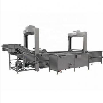 Continuous Frozen Shrimp Thawing Machine for Melting Ice