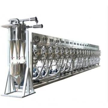 Turnkey Tapioca Starch Processing Line and Machine