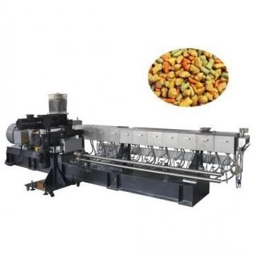Pet Treats Processing Line Extruder Pet Food Machine