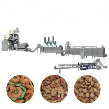 Stainless Steel Pet Dog Chew Treats Food Extrusion Machine Dog Food Making Production Line Fish Feed Making Machine