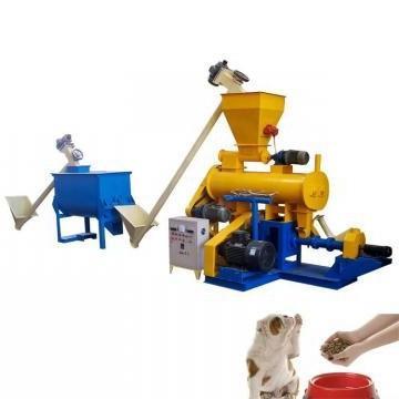 New Condition Standard Pet Dog Treats Extusion Machine