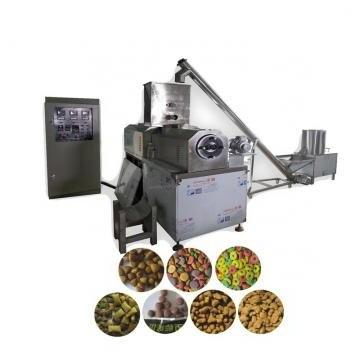 Fully Automatic Industrial Pet Treat Moulding Machine