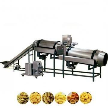 Twin Screw Snacks Food Corn Puffing Breakfast Cereals Extruder Machine