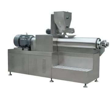 Continuous Fully Automatic Cereal Puffing Turnkey Solution Machine for Production of Corn Sticks