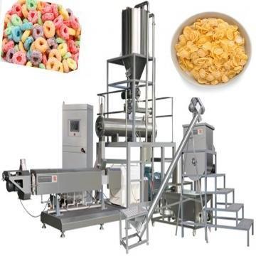Hot Air Flow Corn Puffed Wheat Making Machine Rice Cereal Puffing Machine