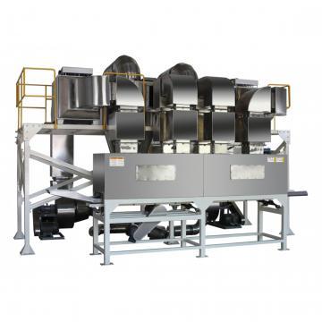 Corn Puff Snack Cereals Making Machine Rice Puffing Machine