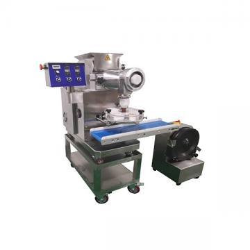 Gas Driven Rice Puffing Machine