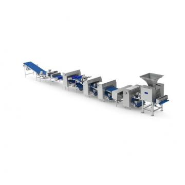 High Quality Pizza Cone Production Line with Stainless Steel Material
