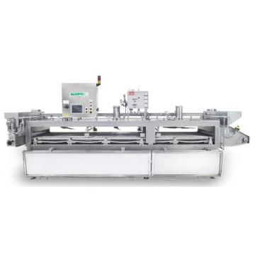Full Auto Disposable PSP PS Foaming Fast Food Container Box Production Line