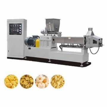 Automatic Stainless Corn Puff Snacks Maize Flakes Breakfast Cereals Cornflakes Cheese Ball Curls Kurkure Cheetos Making Machine