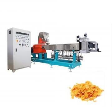 Automatic Tortilla Snacks Extruder Doritos Nacho Chips Making Machine