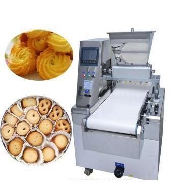 100kg Automatic Snack Potato Chips Processing Plant Potato Chips Making Machine
