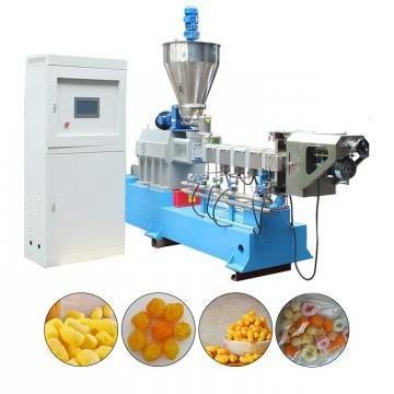 Automatic Snack Puffed Senbei / Rice Cake Making Machine