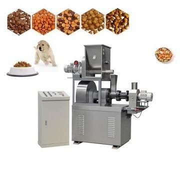 Automatic Vertical Pet Food Weighing Packaging Machine Equipment