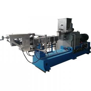 Animal Floating Fish Feed Machine Aquatic Fish Shrimp Food Production Line