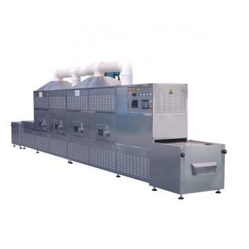 Microwave Jujube Dates Drying Sterilization Machine