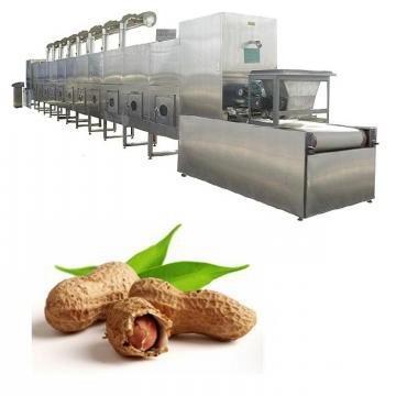 Wood Flower Grain Soybean Microwave Drying Sterilization Machine