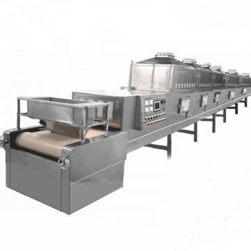 CE Stainless Steel Spice Seasoning Turmeric Chilli Black Pepper Powder Processing Microwave Dryer Drying Sterilization Machine