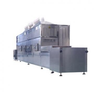 PLC Automatic Mealworm Microwave Drying Sterilization Machine
