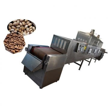 Gas Heating Belt Type Hot Air Dryer for Food