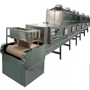 Tunnel Type Microwave Sterilization Dryer