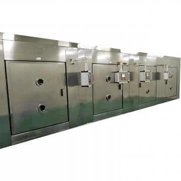 Continuous Belt Spices Drying Sterilizing Machine, Chili Powder Sterilizer, Spices Dryer
