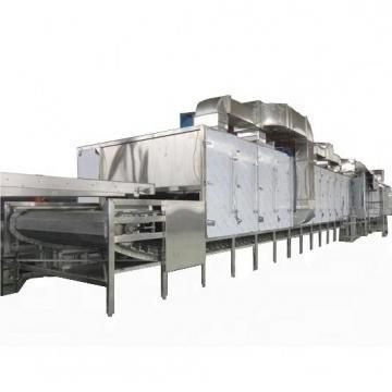 Automatic Tunnel Type Microwave Dryer Star Anise Sterilization Machine