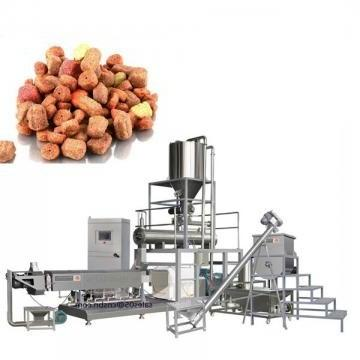 Industrial Small Dry Pet Dog Cat Fish Pet Animal Feed Machine