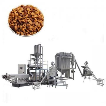Popular 120-150 Kg Per Hour 60-80mesh Raw Material Pets' and Animals' Favourite Feed Pellet Shape Dry Type Floating Catfish Feed Pellet Making Machine