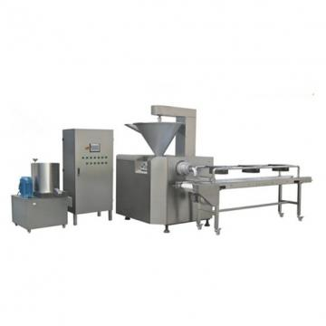 China Supplier Soya Chunks Protein Bars Soya Meat Production Making Machine