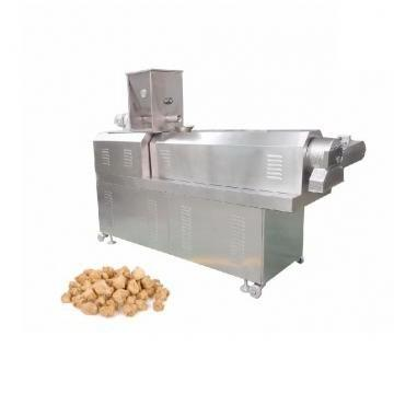 Industrial Commercial High Yield Soya Meat Making Machine Plant