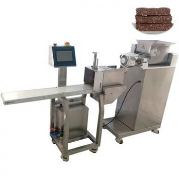 Shanghai High Quality Automatic Snickers Cereal Candy Bar Machine